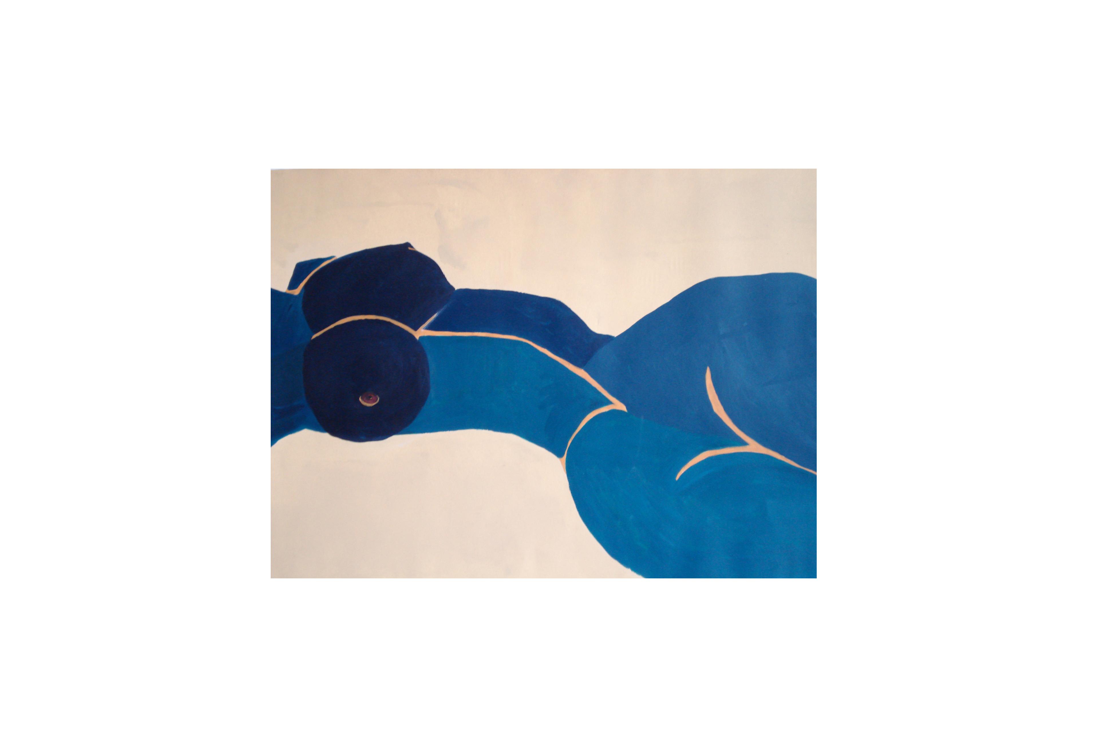 2007 - acryl op papier 60x85