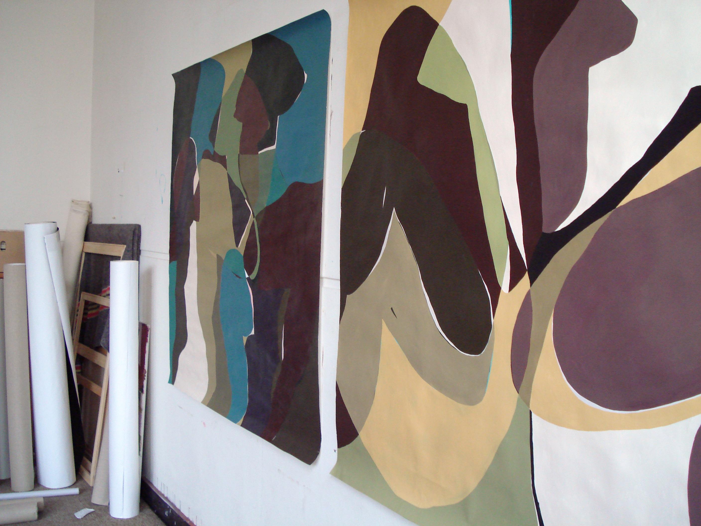 2008 - acryl op papier 140x140