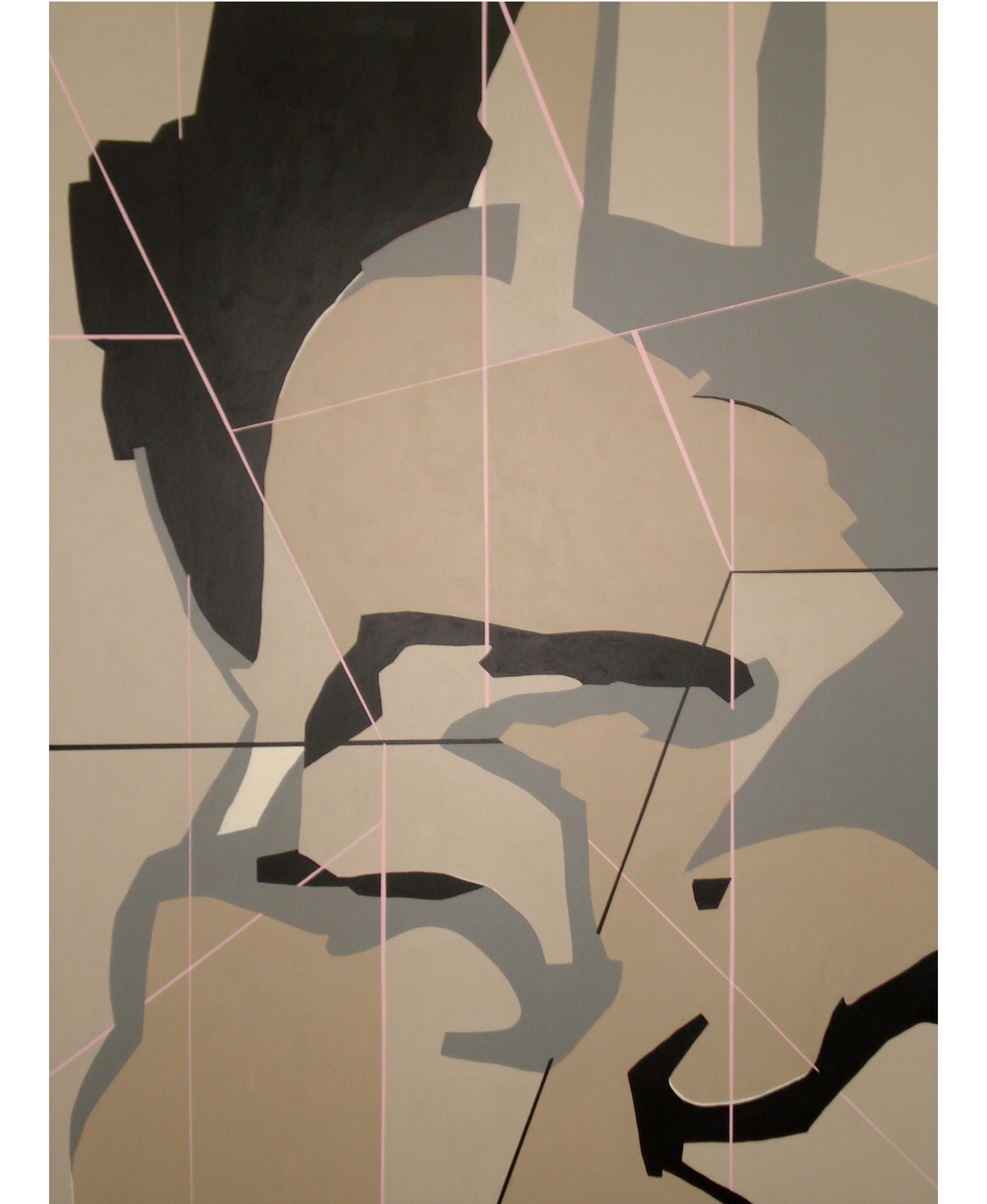 2010 - acryl op linnen 200x140