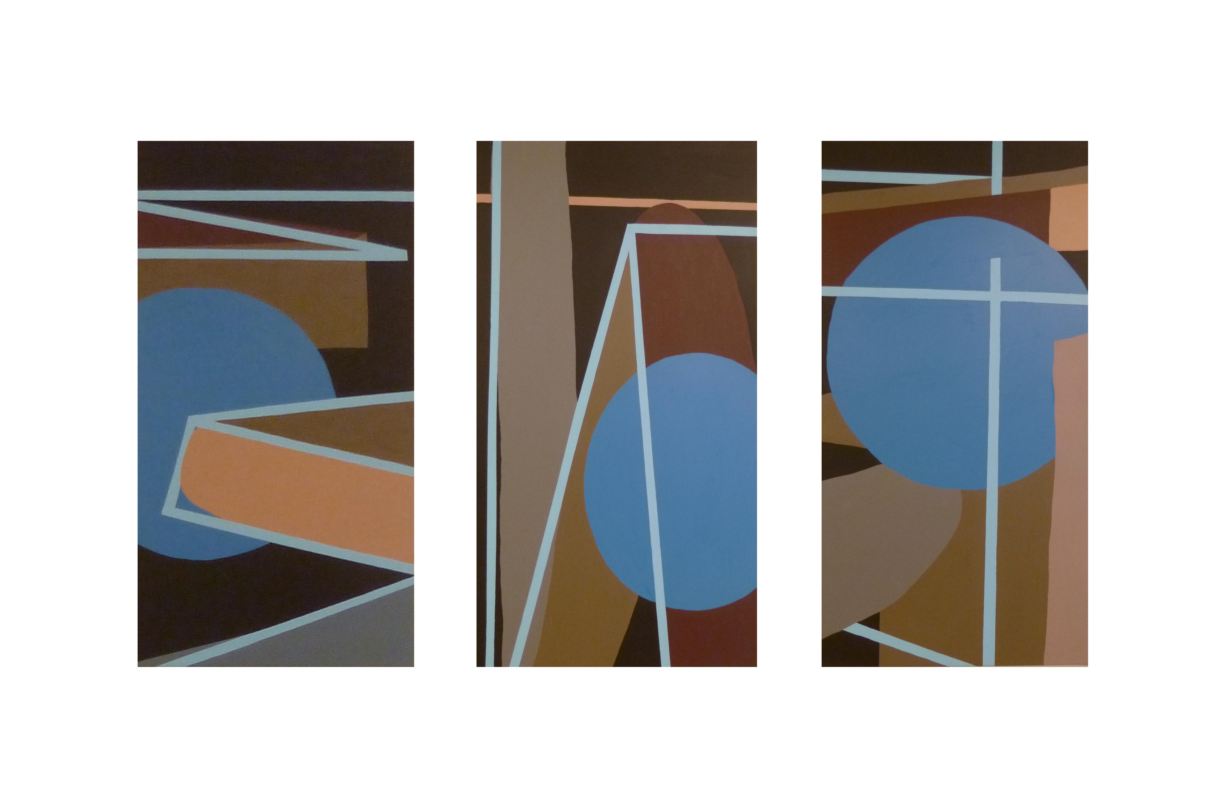 2011 - acryl op linnen 100x53
