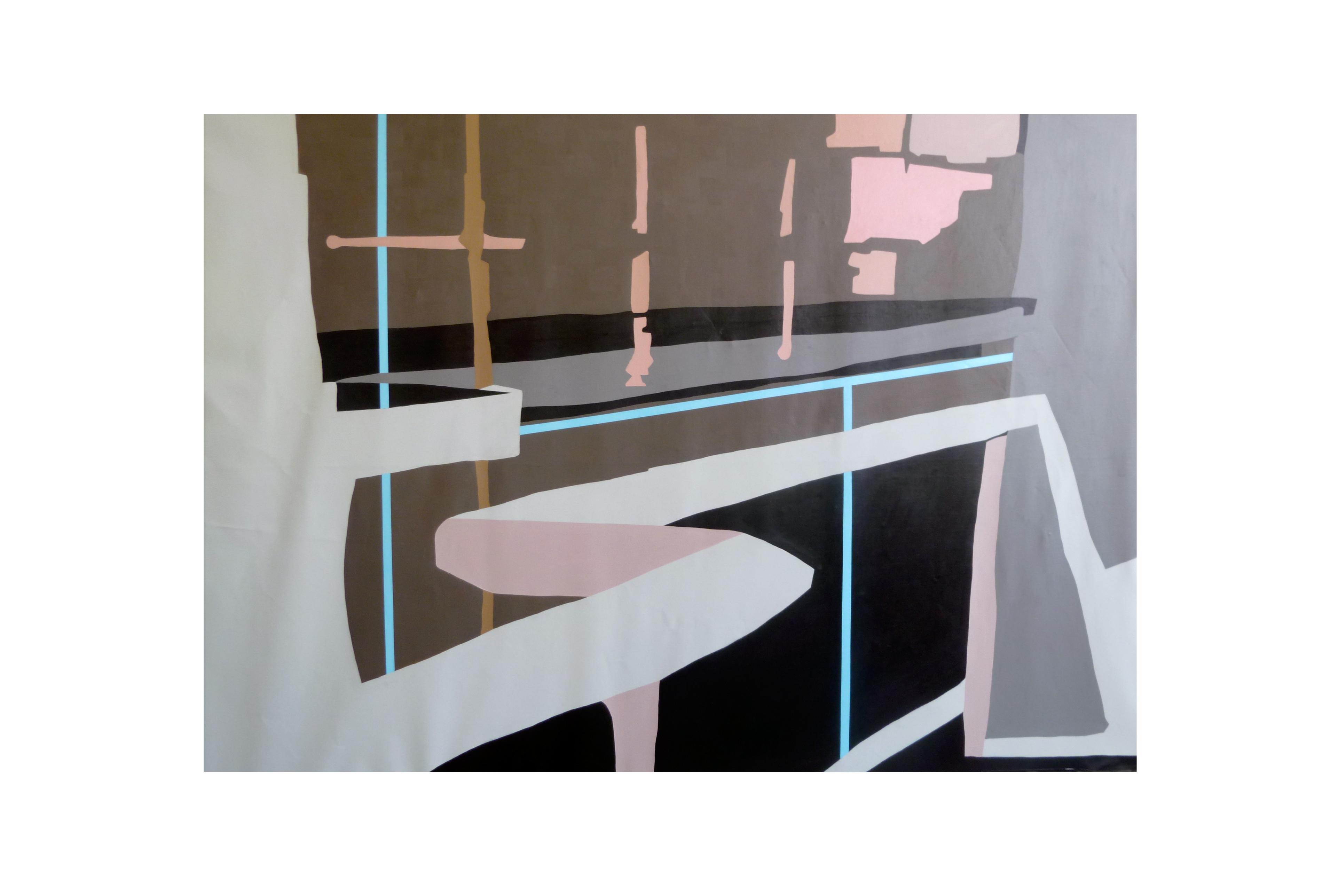 2011 - acryl op linnen 140x200