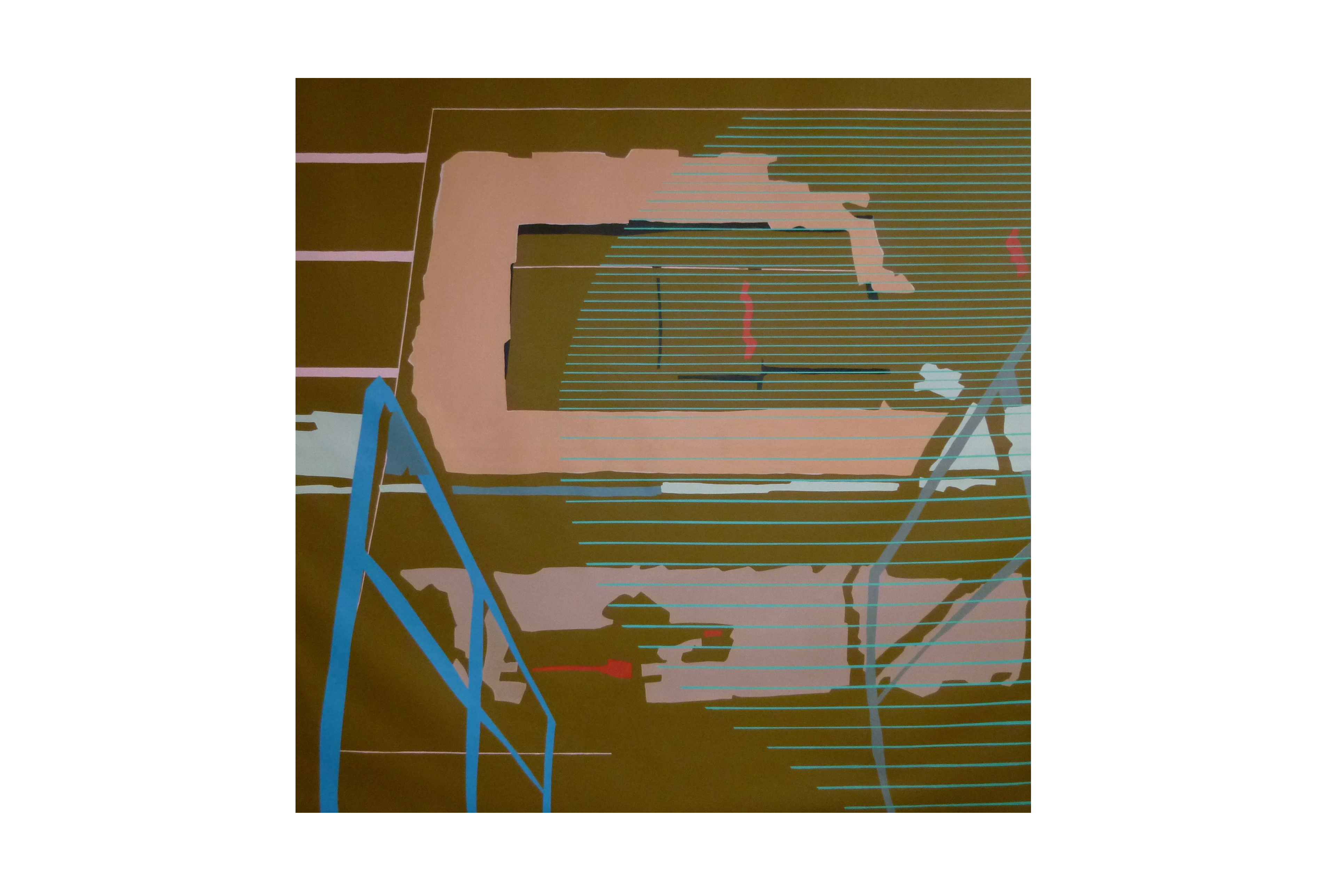 2011 - acryl op linnen 148x142