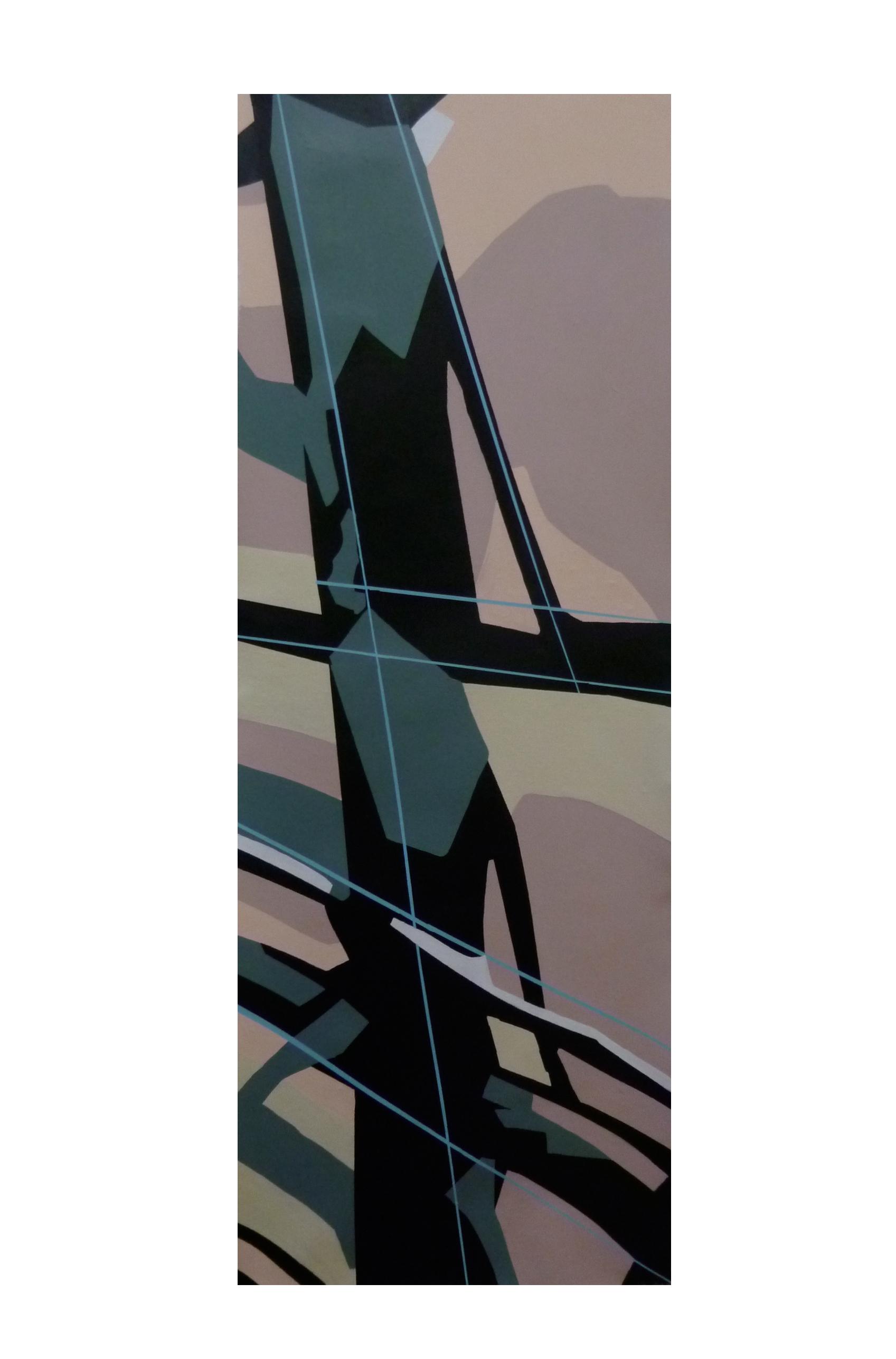 2012 - acryl op linnen 150x50