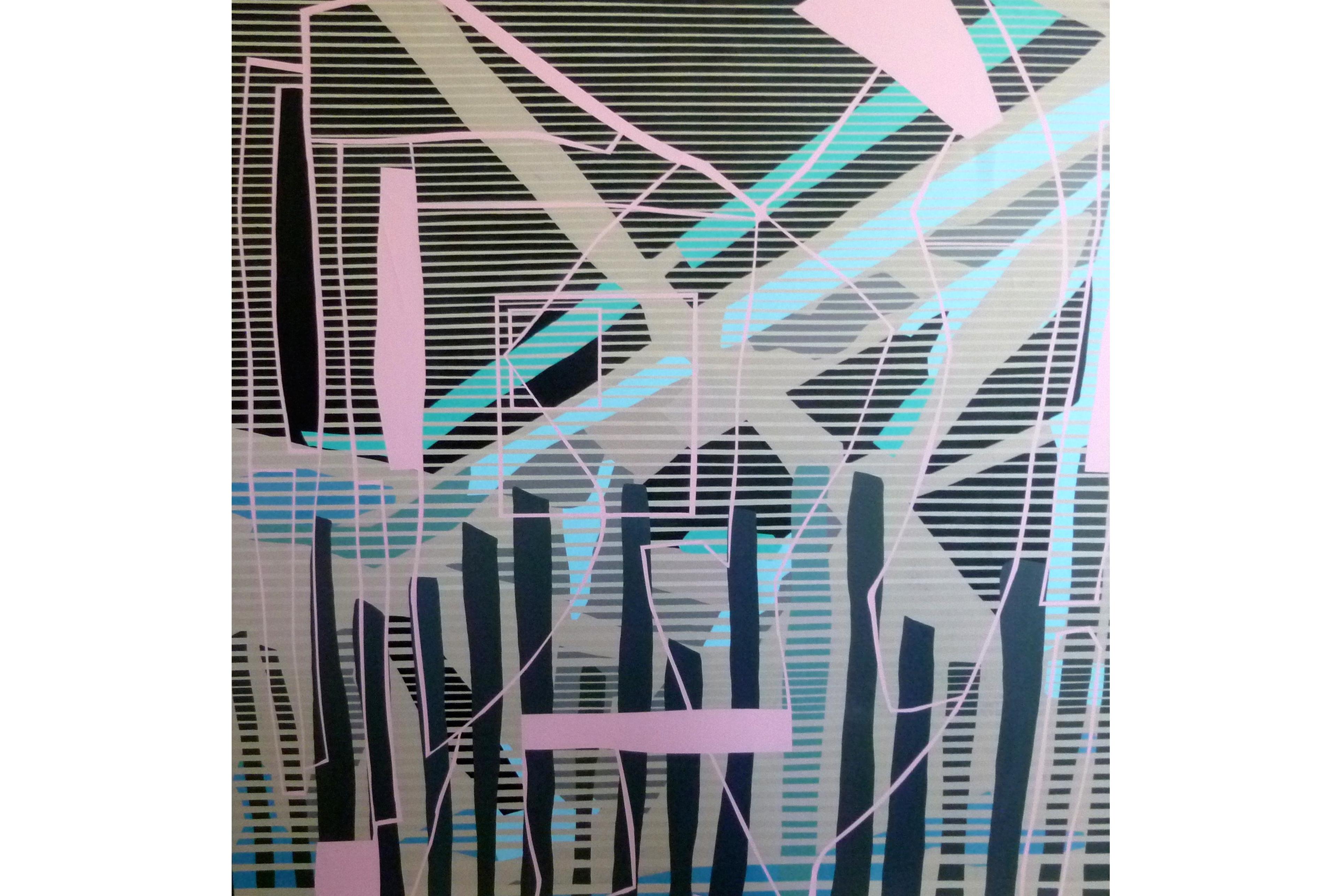 2013 - acryl op linnen 200x200